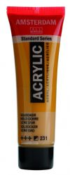Amsterdam Standard Series Art Acrylic Paint Small Size tube 20 ml - Gold Ochre